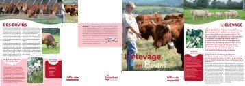 L'élevage - La-viande.fr