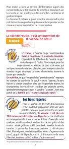 Le bon équilibre pour sa consommation de viande ... - La-viande.fr - Page 2