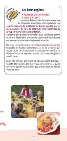 Le bon équilibre pour sa consommation de viande ... - La-viande.fr - Page 7
