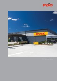 DHL: Erskine Park, Sydney - Logistics Association of Australia