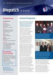 Issue 2.6 July 2007 - Logistics Association of Australia