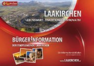 Bürgerbuch 2012_Variante2 - Stadtgemeinde Laakirchen