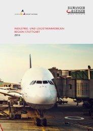 Ellwanger & Geiger: Marktbericht Industrie und Logistik 2014
