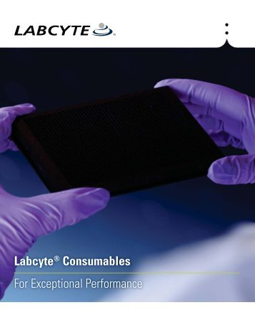 Labcyte® Consumables Brochure