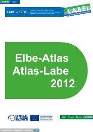 Elbe - Labe - Atlas - LABEL