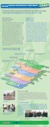 Transnationale Zusammenarbeit bei der Risikovorsorge ... - LABEL
