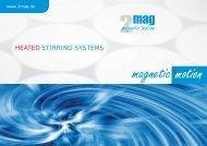 HEATED STIRRING SYSTEMS - Labochema