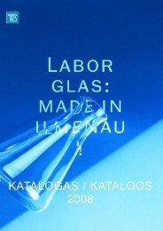 Katalogas / Katalogs 2008 - Labochema