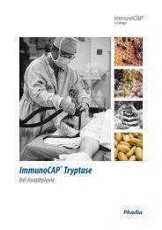 ImmunoCAP® Tryptase - Labor Leipzig