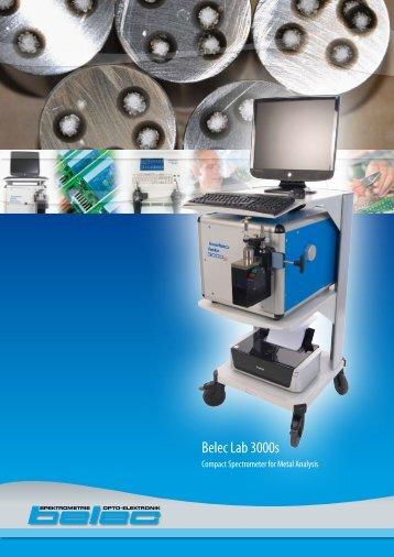 Belec Lab 3000s - Andreescu Labor & Soft
