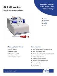 GL5 Micro-Stat - Andreescu Labor & Soft