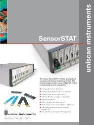 SensorSTAT - Andreescu Labor & Soft