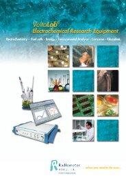 Electrochemistry - Fuel cells - Energy