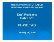 PHASE TWO - New York State Department of Labor