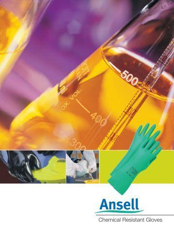Chemical Resistant Gloves - Labtek