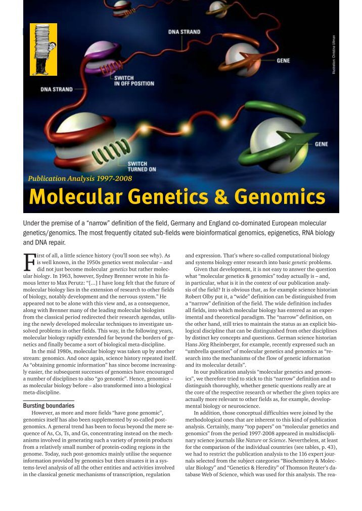 topic 5 molecular genetics Topics in crop genetics reproduction in crop plants  types of biochemical/molecular markers widely-used markers ssr and snp markers uses of molecular markers.