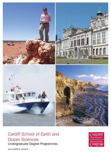 Cardiff School of Earth and Ocean Sciences - Cardiff University