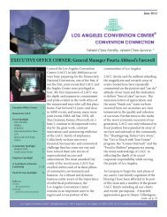 EXECUTIVE OFFICE CORNER: General Manager Pouria Abbassi's ...