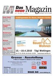 Grosse - Ausstellung - DnM Das neue Magazin