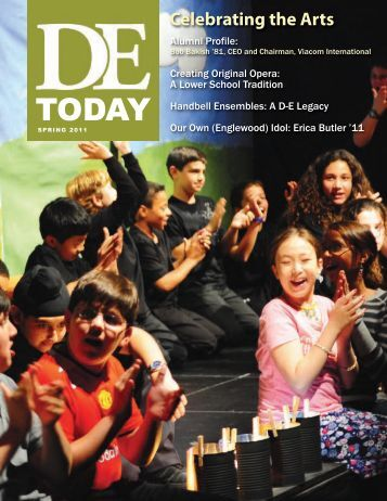Celebrating the Arts - Dwight-Englewood School