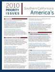 Southern California on the Hill - Los Angeles Chamber of Commerce - Page 2
