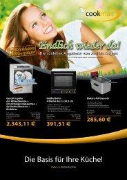 Cookmax-Mailing - Lacher Großküchen GmbH