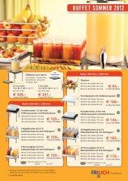 Frilich Buffet Sommer 2012.pdf - Lacher Großküchen GmbH
