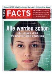 10 Jahre FACTS, 10 knifflige Fragen: Das grosse ... - Laclinic