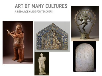 Art of Many Cultures - Los Angeles County Museum of Art