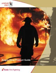 ANGUS Hose Brochure - Los Angeles County Firefighters Association