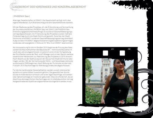 DSW Geschäftsbericht 2009 - Lacp.com