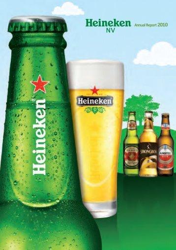 Annual Report 2010 - Heineken International