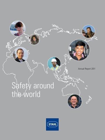 Safety around the world - r. stahl