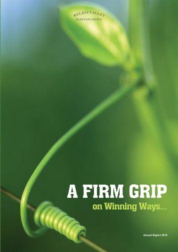 Annual Report 2010 - Lacp.com