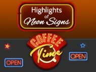 Highlights of Neon Signs- outdoor signs Kansas
