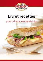 pour valoriser vos sandwichs