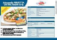 Mozzarella PERFETTA
