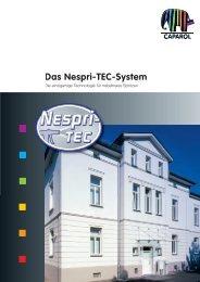Das Nespri-TEC-System - Deutsche Amphibolin Werke