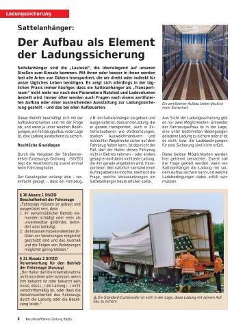 DIN EN 12642 - Ladungssicherung.de