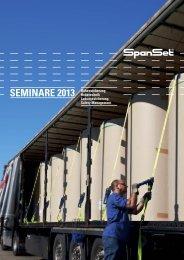 SEMINARE 201 3 Höhensicherung - SpanSet GmbH & Co. KG