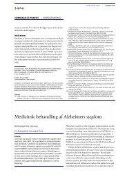 2. oktober 2006 - Ugeskrift for Læger