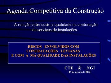 Carlos Frederico Hackerott - CTE