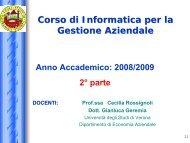 pdf, it, 609 KB, 11/5/08 - Università degli Studi di  Verona