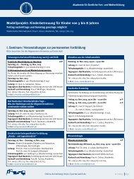 Akademie für Ärztliche Fort- und Weiterbildung, Bad Nauheim