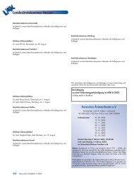 Bekanntmachungen der Landesärztekammer Hessen