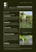 Newsletter Nr. 3 vom 03. November 2009 - Länggass-Tee - Seite 2