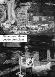 4. Planen und Bauen gegen - Lärm.ch