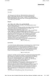 BGE 131 II 470 - Lärm.ch