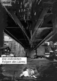 2. Die indirekten Folgen des L. - Lärm.ch