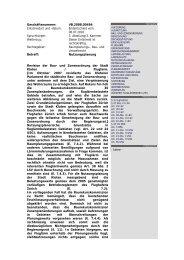 Geschäftsnummer: VB.2008.00494 Entscheidart und ... - Lärm.ch